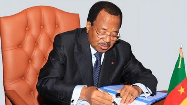 Biya orders Anglophone leaders to take federation off the table