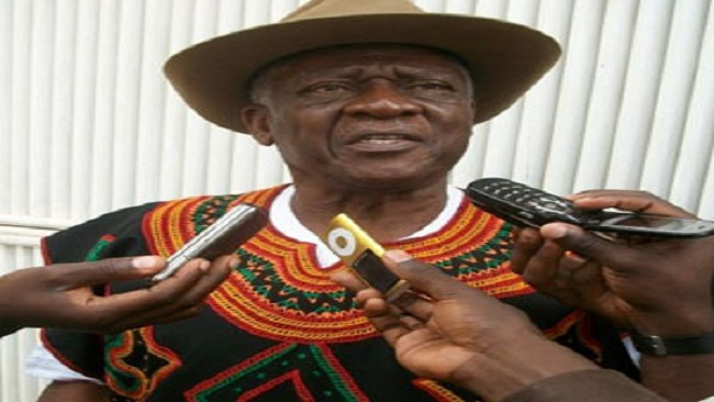 Fru Ndi says medical institutions still exist in Cameroon that can deliver