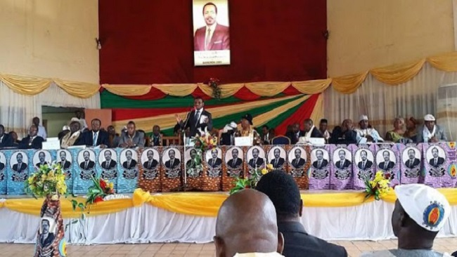Exposed: Biya's absence led to the cancellation of the holding of the 4th Congress of the CPDM party.