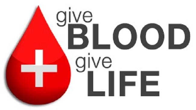 Doctors in Cameroon are donating blood at the Yaounde Central Hospital