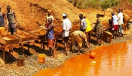 World-Bank Funds Cameroons 300 New Mine Discoveries