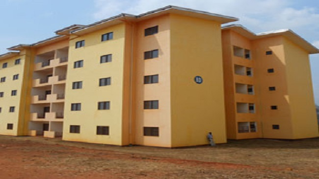 Cameroon says it has constructed 1700 low cost houses