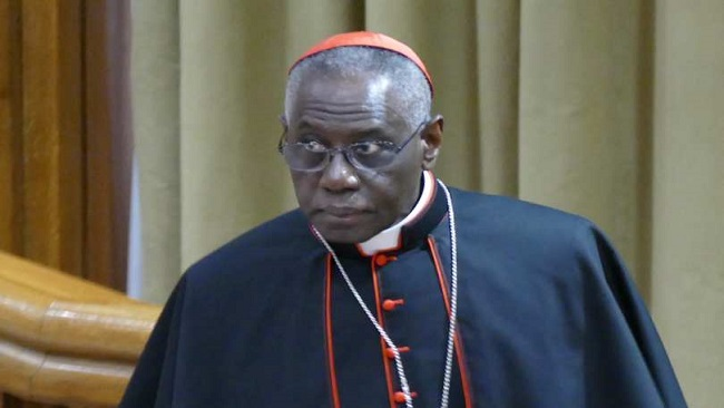 Meet Guinea's cardinal 'dividing' Pope Francis and Emeritus Pope Benedict XVI