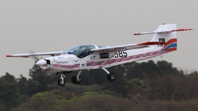 Nigeria to acquire 10 Super Mushshak aircraft from Pakistan