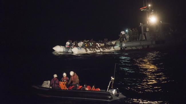 Cameroonians among 40 migrants stranded on a boat stuck in the Mediterranean Sea