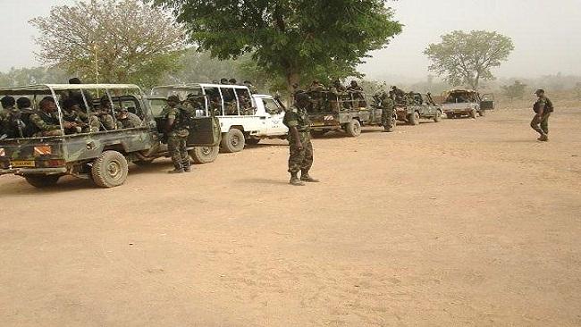 Suspected Boko Haram militants attack Sagmé gendarmerie post in the Fotokol district
