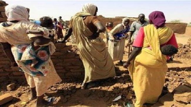 Boko Haram Women: Cooking, Cleaning and Fighting!!