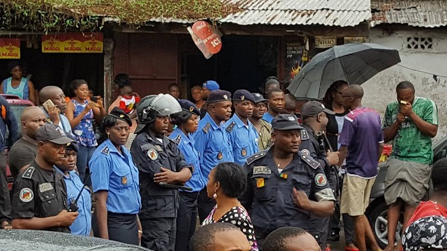 Chantier Naval and PLACAM strike action rocks the streets of Douala