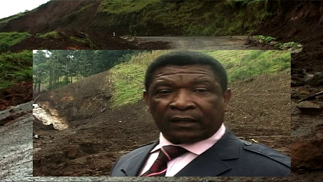 North West: Oku inhabitants told to relocate following severe land slide