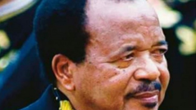 Biya is running a country where no one takes responsibility, no one apologizes, and no one resigns