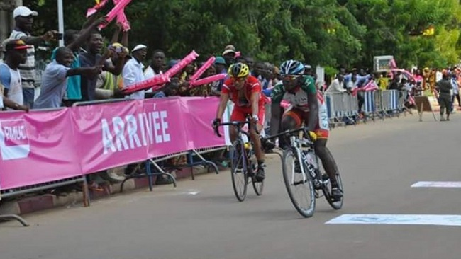 French man Romain Martial wins Chantal Biya International Cycling Tour