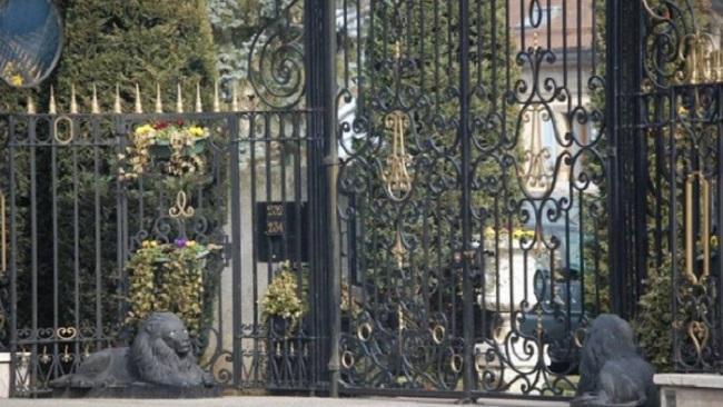 Biya leaves Intercontinental Hotel for Castle Route de Lausanne