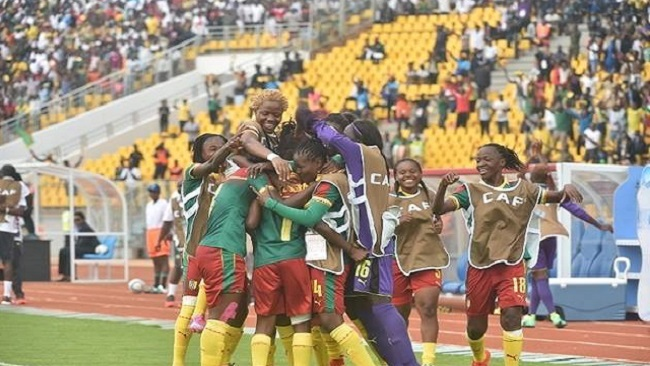 Women's AFCON 2016: Géneviève Ngo Mbeleck plays hero as Cameroon beats South Africa