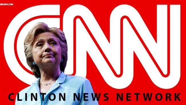 "US President-elect says CNN is ""Clinton News Network"""