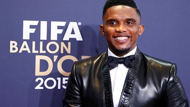 Spanish prosecutors are seeking a prison term of more than 10 years for Samuel Eto'o