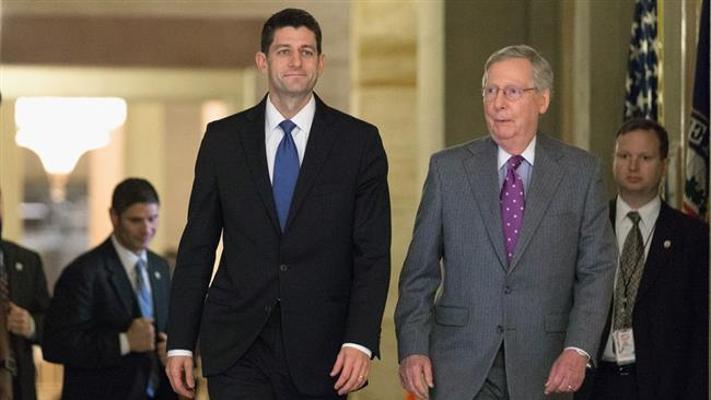 US Congress projected to remain under the control of Republicans