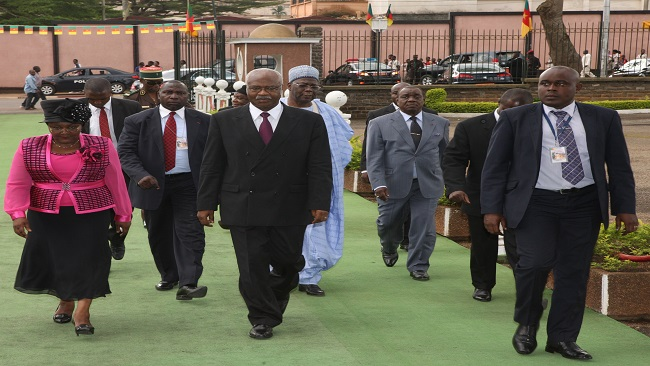 After meeting with Biya: Prime Minister Philemon Yang travels incognito to Eséka