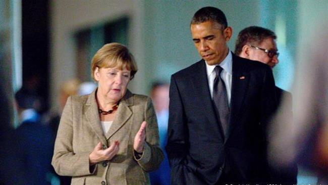 """Obama holds farewell talks with his""""closest international partner"""""""