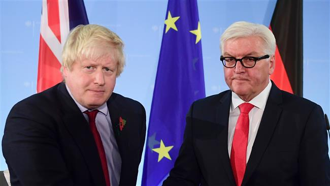 Berlin calls for Brexit talks to start as soon as possible
