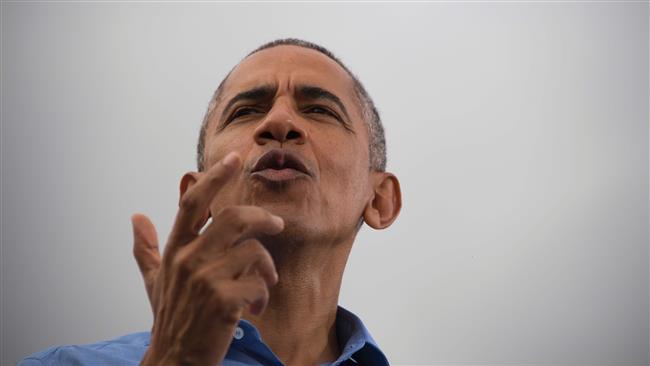Obama mocks Trump with Twitter jab