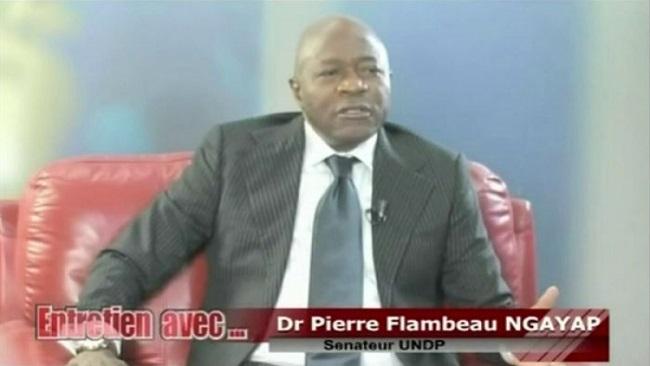 "Top UNDP senator says ""Eséka train disaster deserves a parliamentary commission of inquiry"""