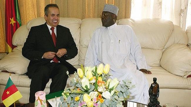 National Assembly Speaker meets with Saudi Ambassador