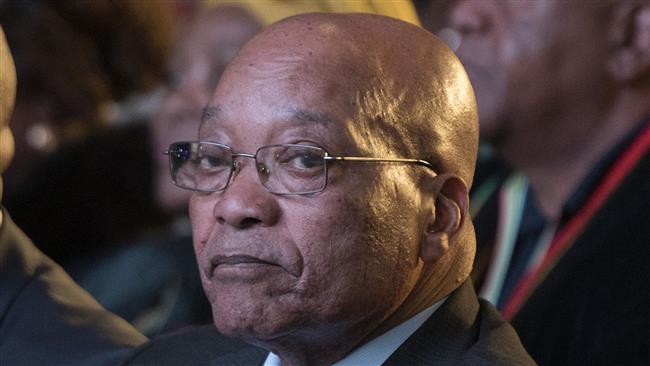 Jacob Zuma If it's true, go