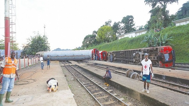 Eseka train disaster: Transport and Public Works ministers cleared of any wrongdoing
