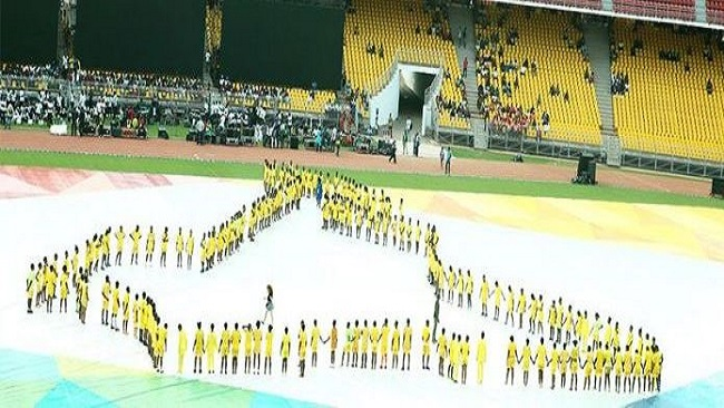 Avant-goût: Yaounde makes public a preview of the opening ceremony of the women's AFCON