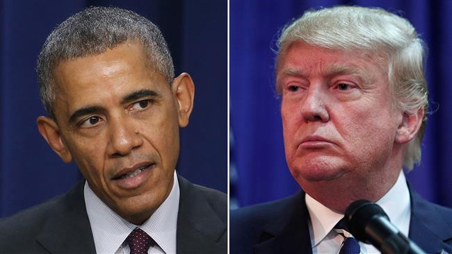 Obama to work for a 'successful transition' of power to Trump