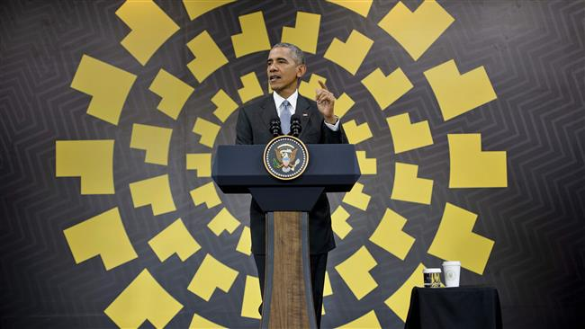 Obama vows not to remain silent