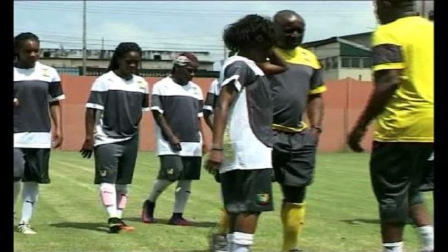 Enow Ngachu and the Girls: Next Stop——-Bayana Bayana of South Africa