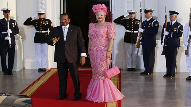 Biya and the CPDM celebrates 34th anniversary of accession to power