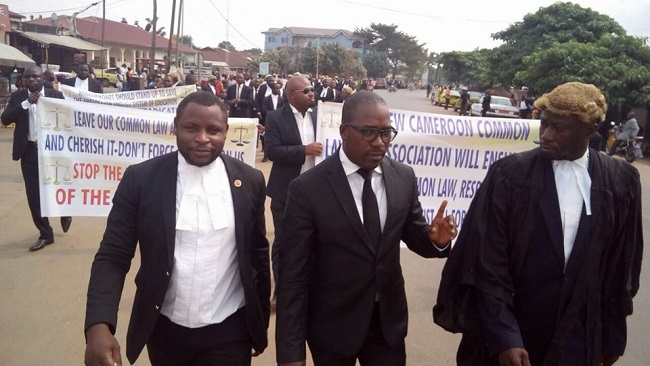 North West Lawyers to Philemon Yang—we are tired of tyranny