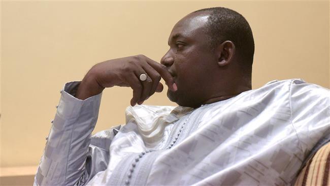 Gambian president-elect Adama Barrow calls on Yahya Jammeh to step down immediately