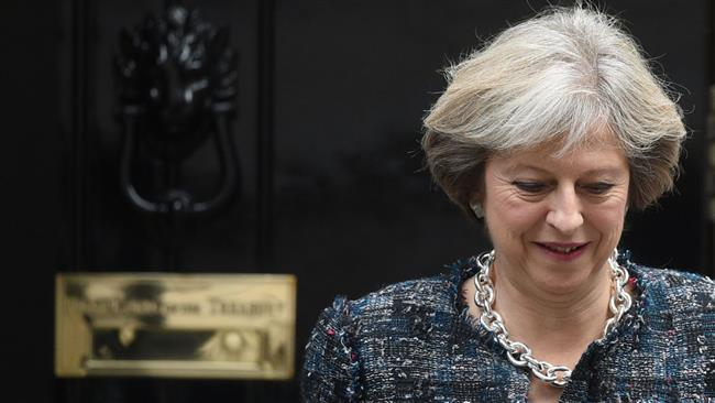UK: Labour leader says Prime Minister May behaving like the 16th century monarch