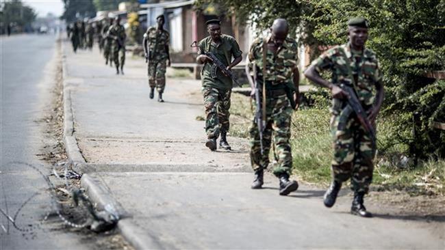 Congo-Kinshasa army kills 10 Burundian soldiers