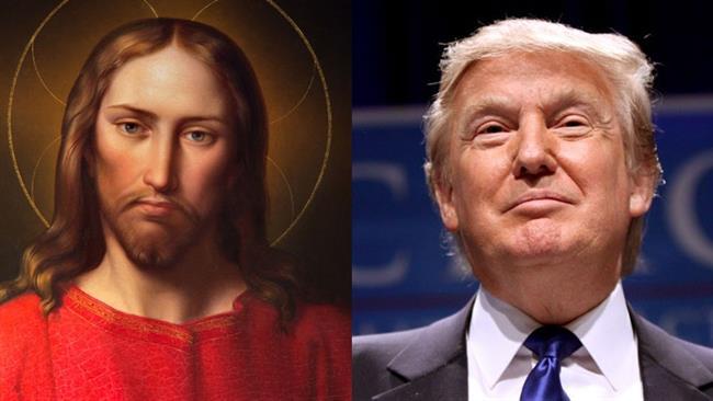 US: GOP compares Donald Trump with Jesus Christ