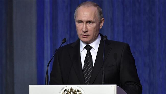 President Vladimir Putin orders boosting security at home and abroad
