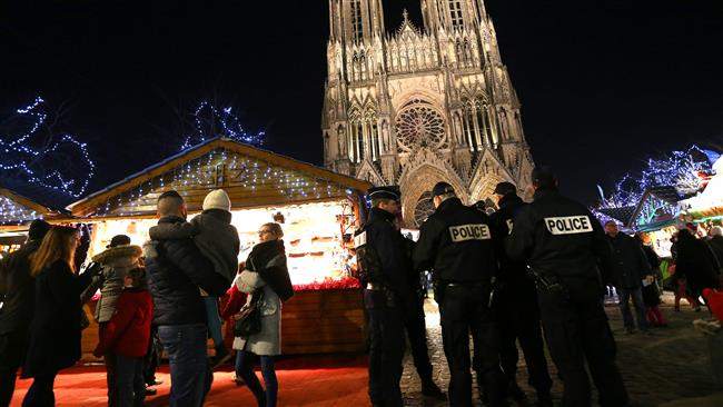 France set to deploy 100,000 soldiers during Christmas and New Year celebrations