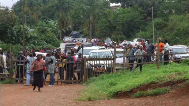 Bamenda under complete military occupation as dialogue begins with Anglophone teachers