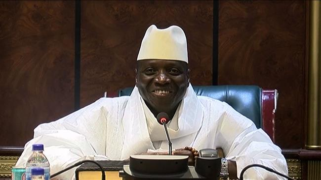 Gambia: President Yahya Jammeh says he will not step down