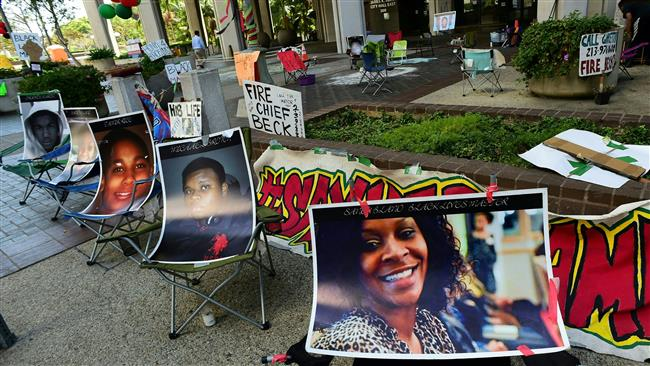 US fatal police shootings remain unchanged for two years