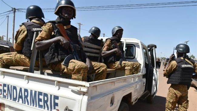 12 Burkina Faso soldiers killed in an attack by dozens of unidentified assailants