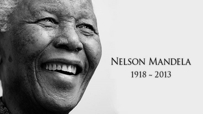 Nelson Mandela: HEAVEN WITNESSES THE GREATEST PARTY EVER