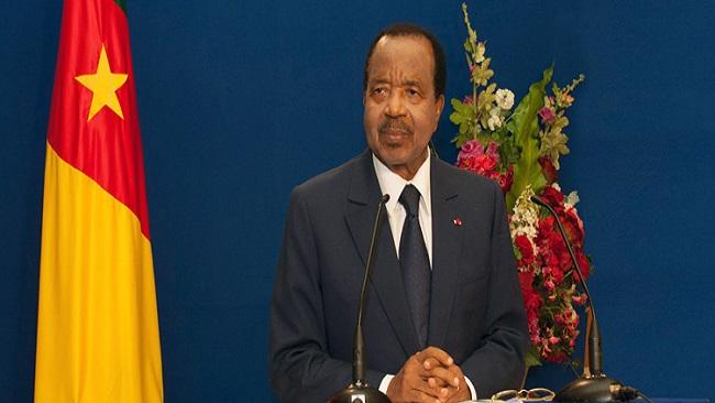President Biya's End of Year political discourse