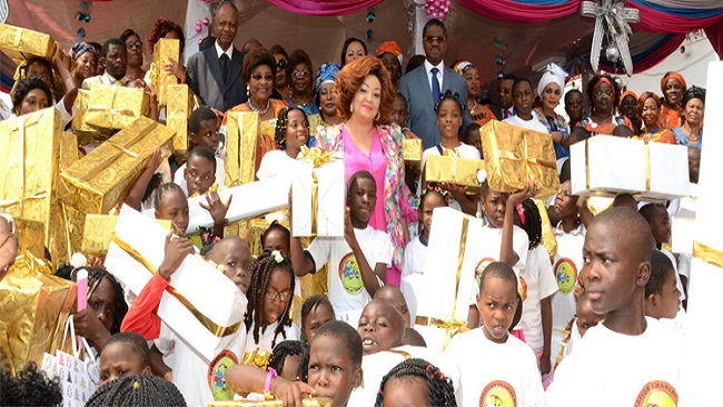 Chantal Biya: The people's First Lady who loves to defy protocol