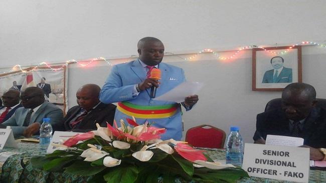 Mayor Ekema Patrick: Going, going, gone