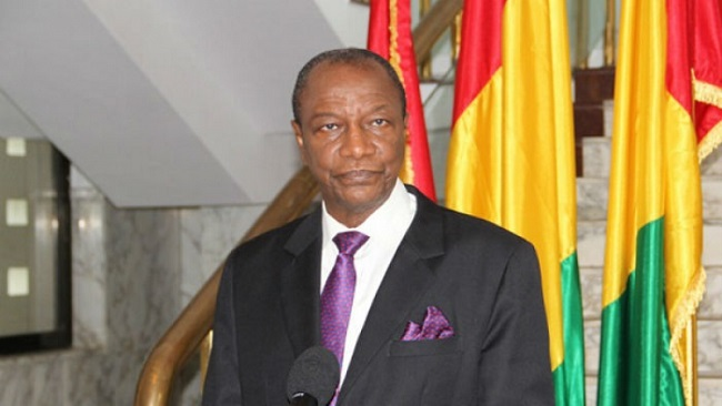 Guinean President Alpha Condé is new African Union Chairman