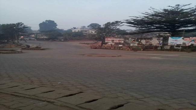 Southern Cameroon holds second round of civil disobedience campaign against La Republique
